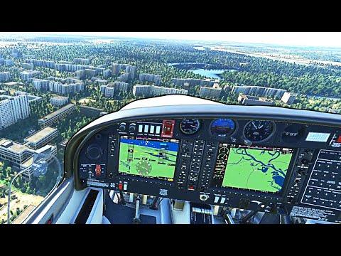Вопрос: Как использовать симулятор полетов Google Earth Flight Simulator?