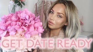 GET DATE READY WITH ME | MY VOUCHER CODES & MISSGUIDED | AD | Lucy Jessica Carter