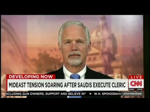 Ron on CNN with Wolf Blitzer