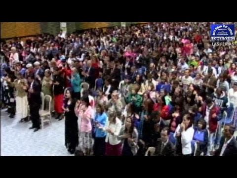 Transmisión en vivo - Iglesia de Dios Ministerial de Jesucristo Internacional