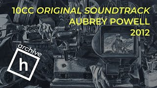 10cc Original Soundtrack artwork by Aubrey Powell