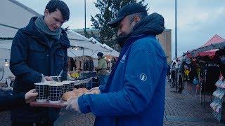 Ahmadi Muslims in Sweden Organise Soup Kitchen