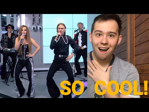 Little Big - Uno reaction   Russia - Live performance - Eurovision 2020 (POLISH REACTION) #UNOVIRUS
