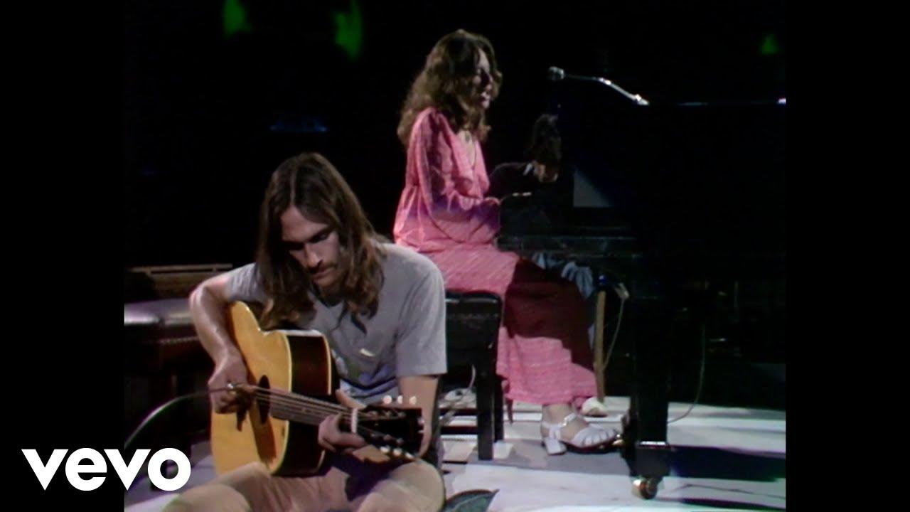 Carole King - So Far Away (BBC In Concert, February 10, 1971)
