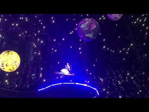 Katy Perry - Wide Awake / Thinking Of You / Power (Witness The Tour) Atlanta, GA 12.12.17