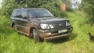 lx 470 off road (в грязи)