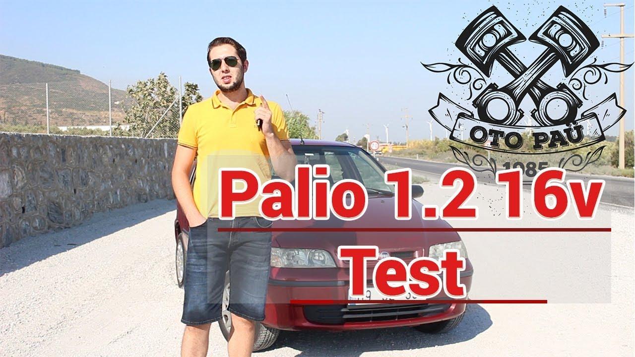 Palio 1.2 16v Test | Oto Paü