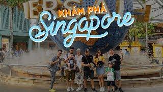 Cách đơn giản nhất để đi Singapore đi chơi tự túc
