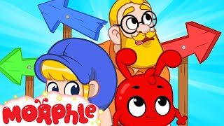 Morphle's Scavenger Hunt - My Magic Pet Morphle | Mila and Morphle | Cartoons for Kids | Morphle TV