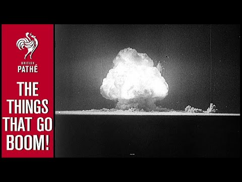 Atomic Bomb - The Big Test (1945)
