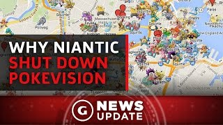 Here's Why Pokémon Go Developer Shut Down PokeVision and Other Tracking Sites - GS News Update