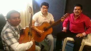 Gerardo Morán y Klever Proaño en vivo