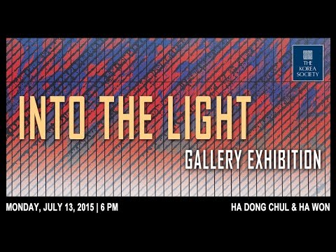 Into The Light: Gallery Talk