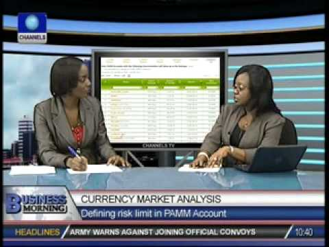 Discussing PAMM Account investment system with Esther Oyanna