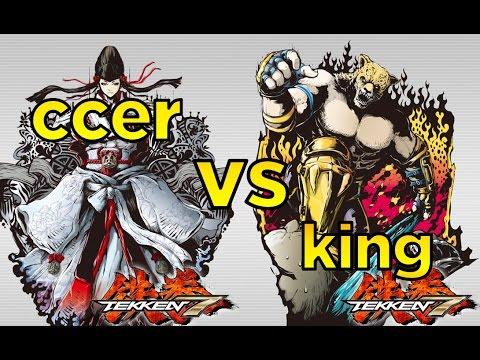 TEKKEN7 FR4.20 ccer(kazumi)vs...