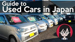 Buying a Used Car in Japan | Requirements and Tips