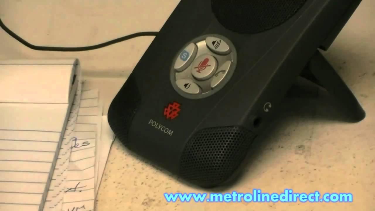 DOWNLOAD DRIVER: POLYCOM COMMUNICATOR C100S