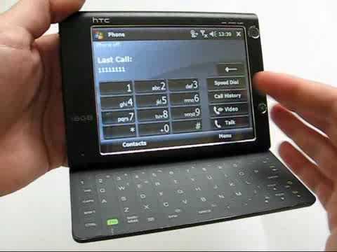 HTC X7510: Videopohled (2. část)