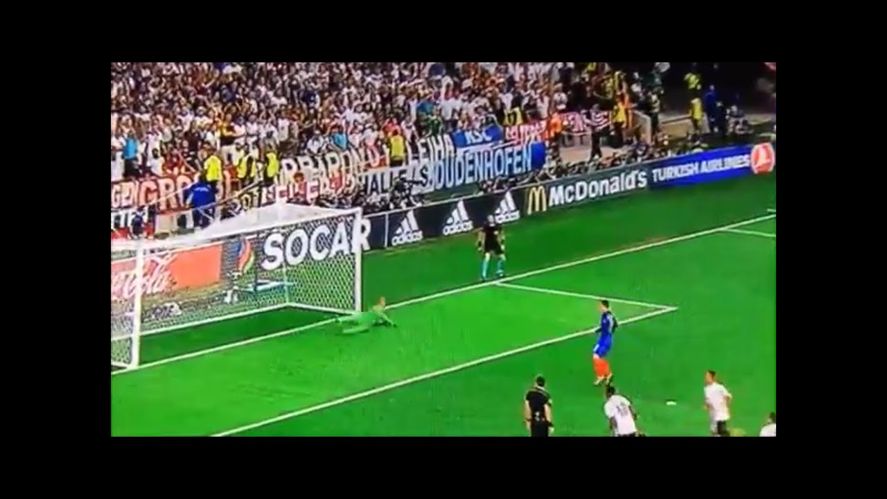 Em Halbfinale Deutschland Frankreich