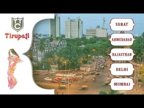 Tirupati Trading Company Siliguri - Largest Textile Wholesalers in Eastern India (Hindi)