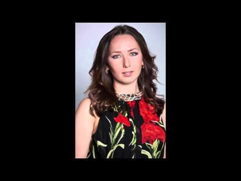 Gulnara Shafigullina soprano - Mussorgsky Parasja's aria -  Sorochinsky Fair