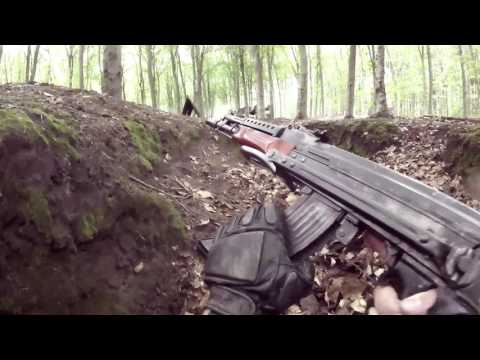 Airsoft - Skirmish Nottingham June 25th 2016