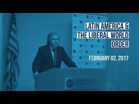Latin America & the Liberal World Order – NATIONAL ENDOWMENT