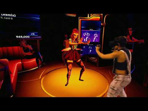 'Dance Central VR' Coming to Oculus Quest as Launch Title