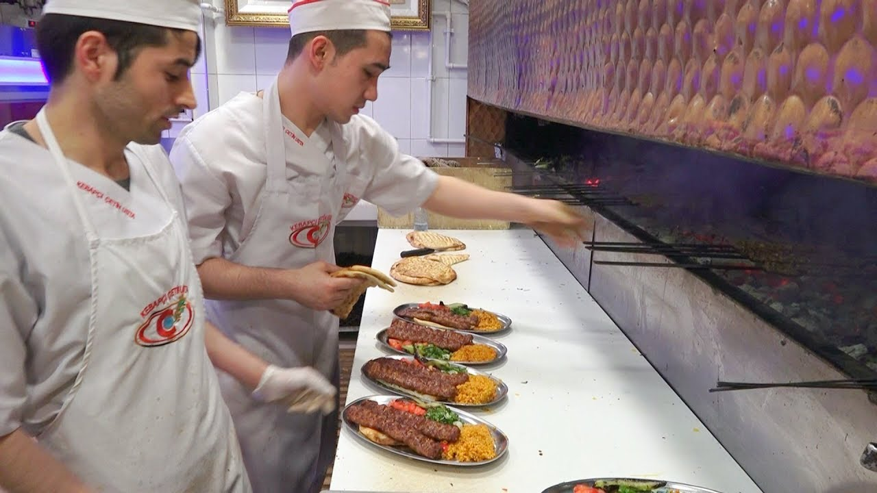 Turkish Kebab Tour in Istanbul