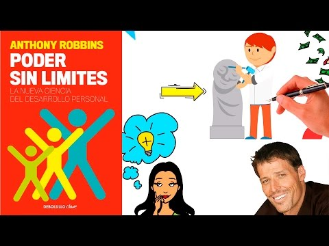 Poder Sin Límites - Anthony Robbins - La nueva ciencia del desarrollo personal