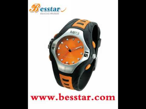 MP4 MP3 Watches -www besstar com- Welcome to your one-stop Watch Media Players wholesale marketplace