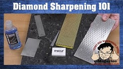 WATCH THIS before you buy diamond stones for tool/knife sharpening!