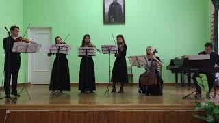 Прямой Эфир!   Библиотека имени И.С. Никитина   Концерт «Viva, viola!»