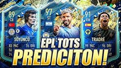 FIFA 20 PREMIER LEAGUE TOTS PREDICTION!! FIFA 20 Ultimate Team