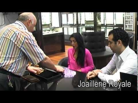 Achat Or - Joaillerie Royale