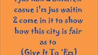 Akon feat. Rick Ross - Give It To Em Lyrics