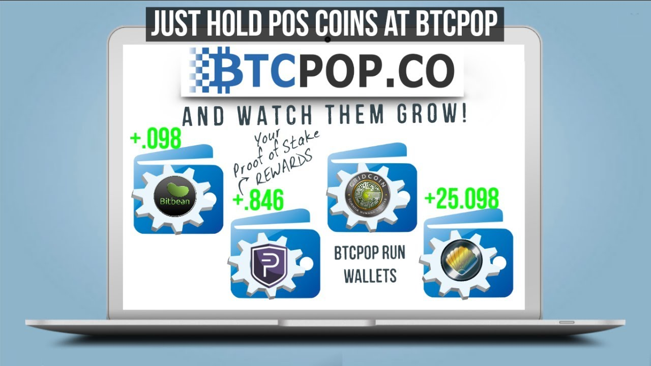 pos cryptocurrency wallet