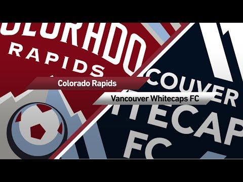 Highlights: Colorado Rapids vs. Vancouver Whitecaps | August 5, 2017