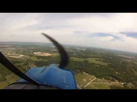 Riding in a Super Decathlon-Aerobatics and More!