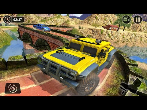 Off road SUV Drive | Mountain Drive | Android Game Play By Frenzy Games Studio