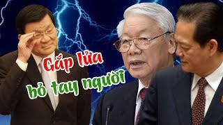 Thuyết âm mưu: Người đầu độc TBT Trọng ko phải Ba Dũng mà là Trương Tấn Sang?