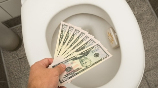Before You Flush $300 Down The Toilet.....Try This Approach
