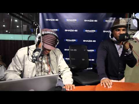 "Kirk Franklin's Thoughts on Kanye's ""Yeezus"" Album Title on Sway in the Morning"