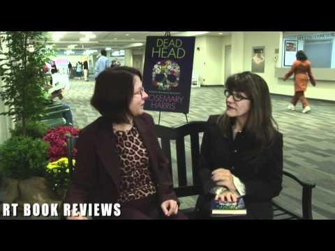 RT s Mystery Author Rosemary Harris