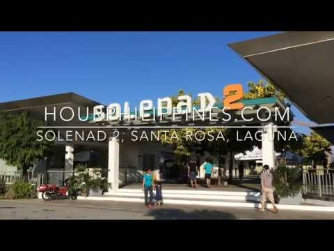 Solenad 2 Outlet Store Mall Santa Rosa Laguna by HourPhilippines.com