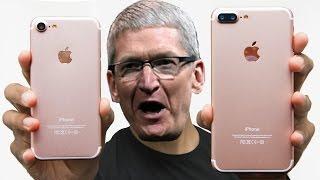 iPhone 7 Plus спустя пол года. Стоит ли брать в 2017?