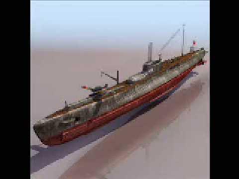 ww2 submarine photo slideshow