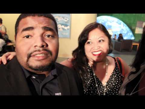 Night At The Aquarium Of The Pacific With Councilmember Steven Neal