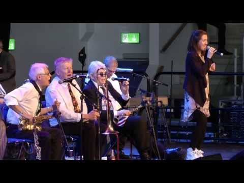 Red Wing Band, Brian Carrick and Eva-Karin Andersson,  Alingsås 2013, part 2