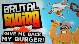 "BRUTAL SWING! - ""Oddawać mojego hamburgera!"""